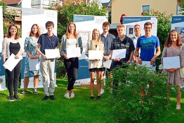 Jugendkunstpreis in Kirchzarten wird gleich für zwei Jahre vergeben