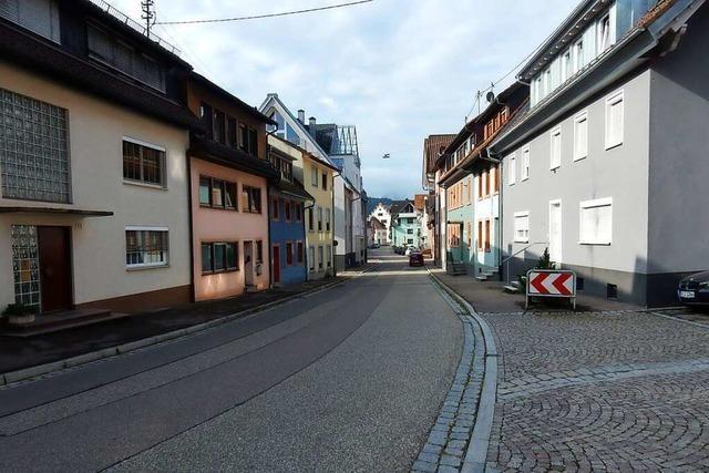 Verkehrstag: Elzacher Bürger wollen ruhigere Hauptstraße