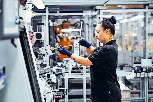 Südbadens Industrie brummt – trotz Corona-Pandemie