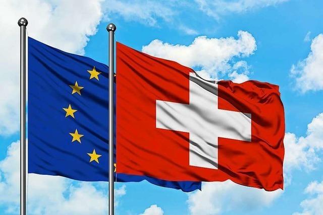 Schweizer Forschung nach Scheitern des Rahmenabkommens im Abseits