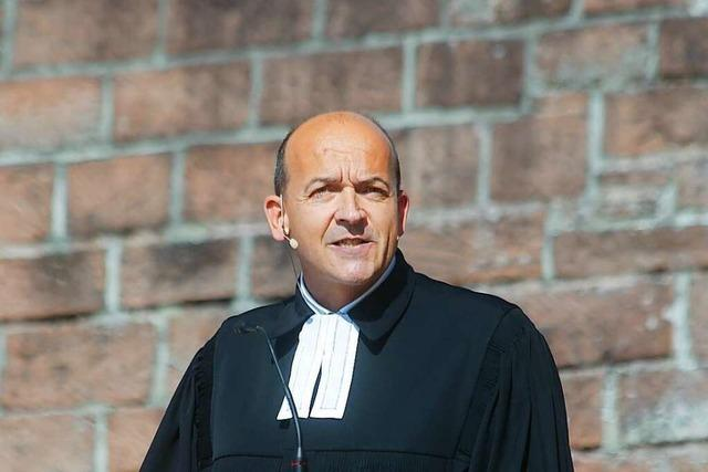 Rainer Becker geht als Pfarrer von Schmieheim, bleibt aber als Bürger dem Ort treu
