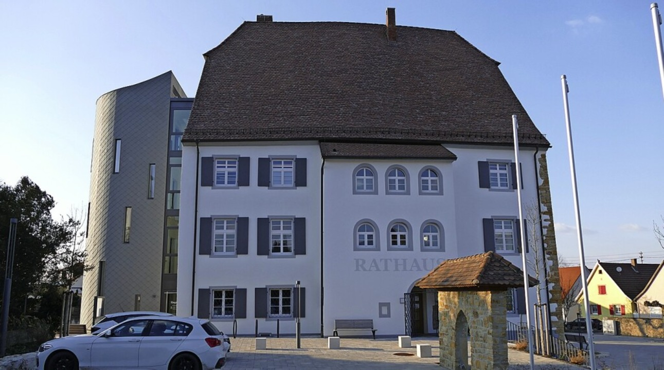 Das Hauptamt ist in Eschbach nicht mehr besetzt.    Foto: Helena Hiss
