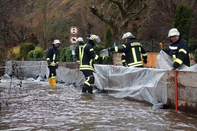 Starkregen würde Zell kalt erwischen – Stadt hat keinen Katastrophen-Notfallplan
