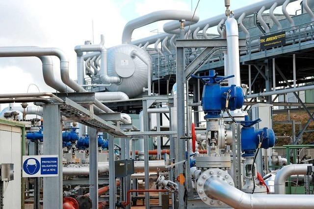 Politiker im Elsass fordern Ende des Geothermie-Projekts
