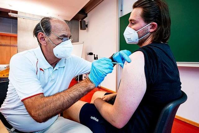 Mehr als die Hälfte der Bürger in Deutschland ist gegen Sars-CoV-2 geimpft