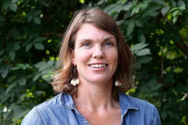 Cora Geigenbauer will Freiburger Kindern zeigen, wo das Essen herkommt