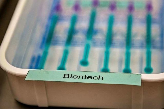 Rheinfelder Arztpraxis muss möglicherweise 150 Impfstoffdosen wegwerfen
