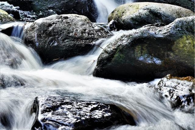 Falkauer Wasserfall soll wieder begehbar gemacht werden