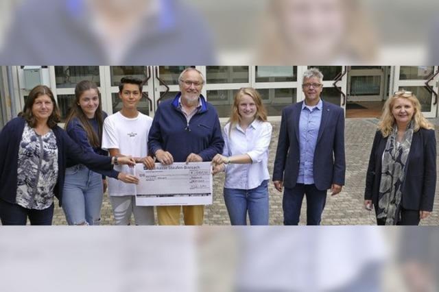 Rekord am Martin-Schongauer-Gymnasium