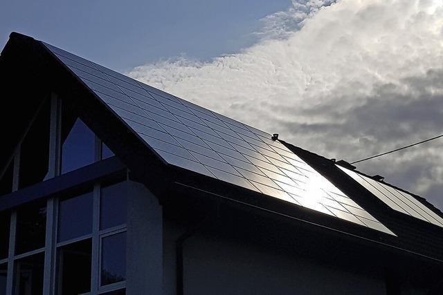 Mehr Solar geht nicht