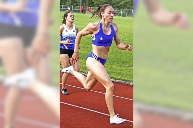 Doppelsiege über Sprintstrecken