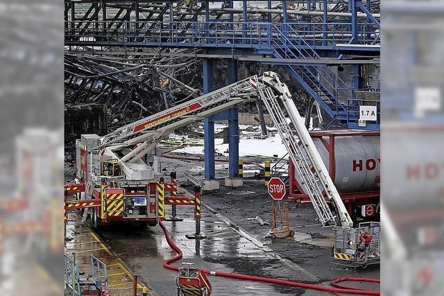 Drei weitere Tote nach Explosion gefunden
