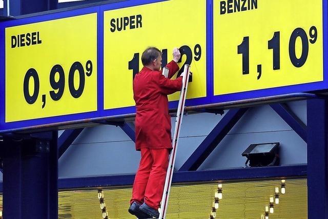 Fast vier Prozent Inflation