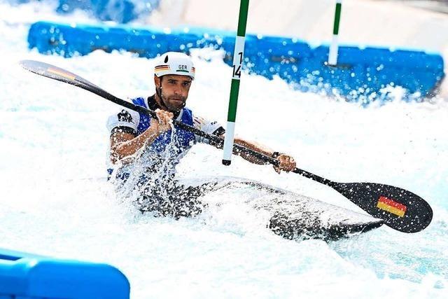 Slalomkanuten überragend: Aigner zum Abschluss mit Olympia-Bronze