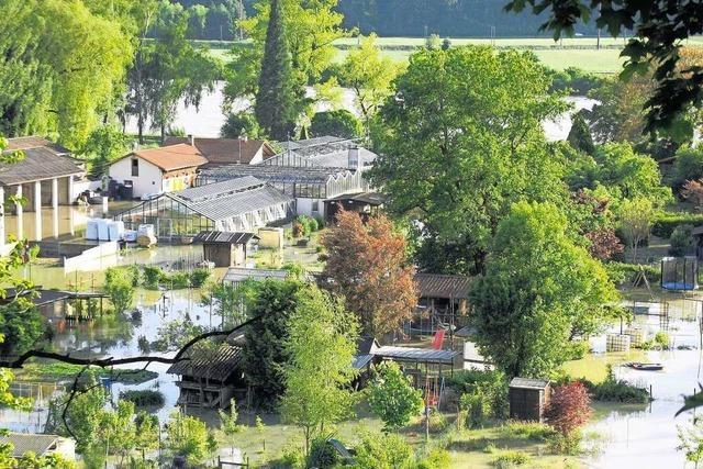 An diesen Orten im Kreis Waldshut besteht Hochwassergefahr