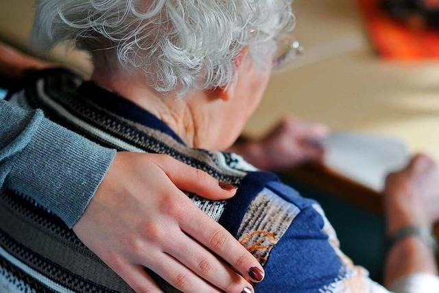 50 Pflegefamilien kümmern sich um Demenzkranke in der Region