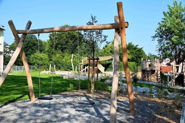 Fast alle Kinder bekommen Kita-Platz in Bad Säckingen