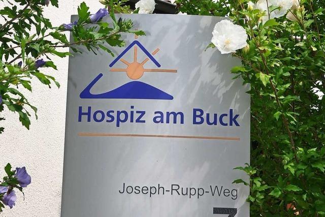 Das Hospiz am Buck in Lörrach darf nicht neu bauen