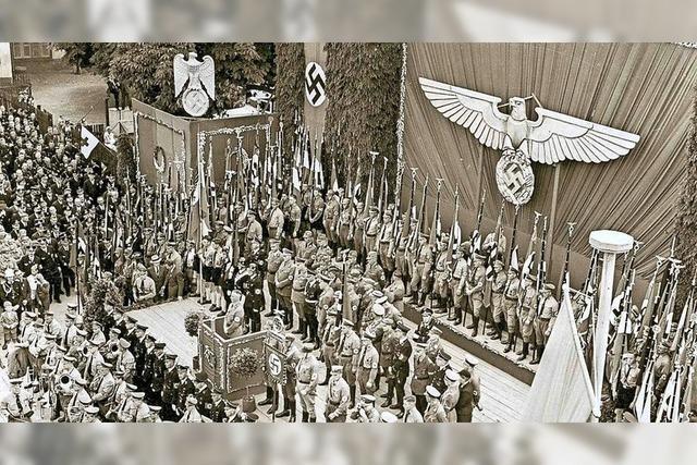 Erstmals werden Filmaufnahmen vom NS-Kreisparteitag 1939 in Lörrach gezeigt