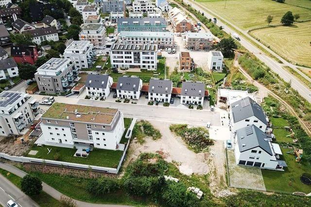 Kirchzarten steigt nun doch nicht in den (Sozial-)Wohnungsbau ein
