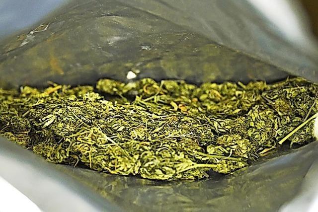 1,2 Kilogramm Drogen entdeckt