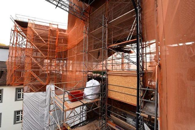 Die Sanierung des Freiburger Augustinermuseums wird sich verzögern und teurer werden