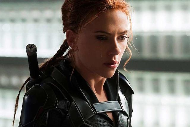 Scarlett Johansson sieht durch Streaming ihren Vertrag verletzt
