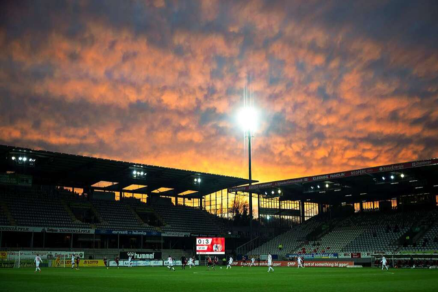 Video: SC-Fans nehmen Abschied vom Dreisamstadion