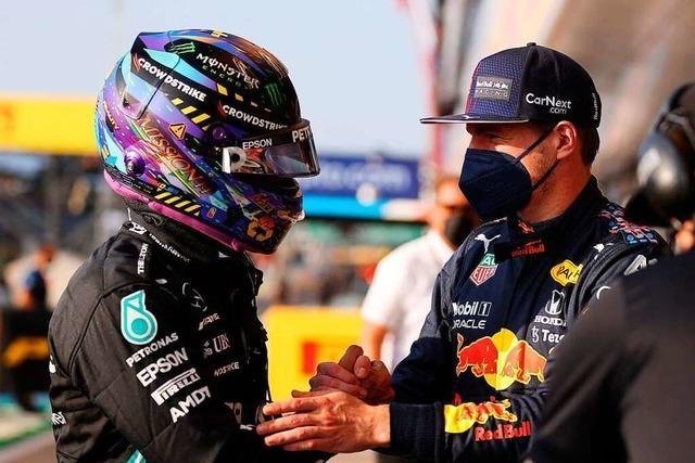 Red Bull scheitert mit Protest wegen des Unfalls von Verstappen und Hamilton