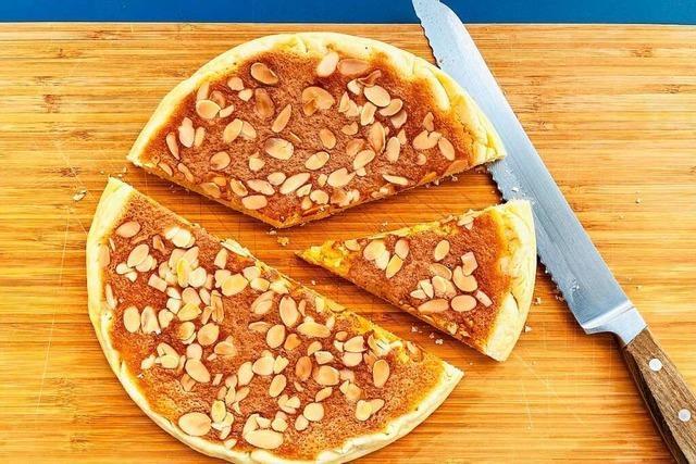 Der Zitronen-Mandel-Kuchen gelingt selbst Backofen-Laien