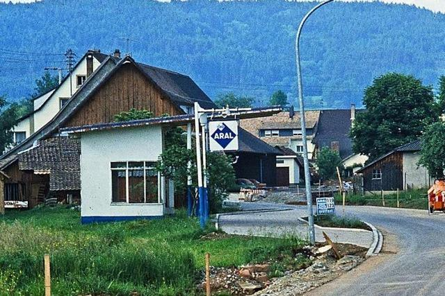 Treffpunkt Tankstelle Weitenau