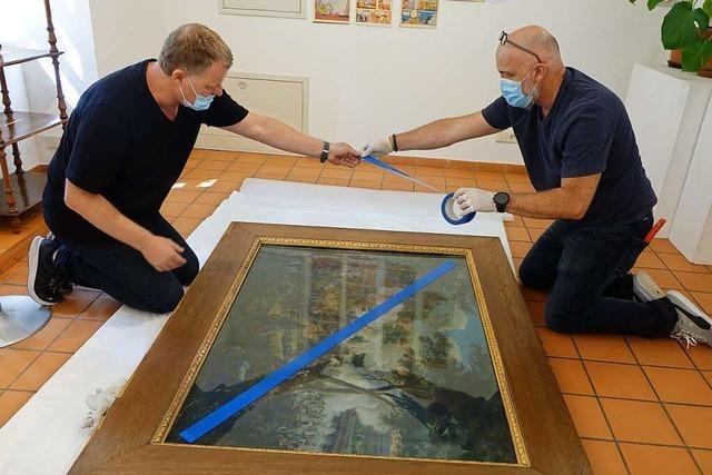 Ein Unikat aus dem Schopfheimer Museum findet landesweit Beachtung