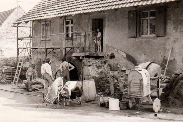 Verschwundene Gasthäuser in Schlächtenhaus und Hofen