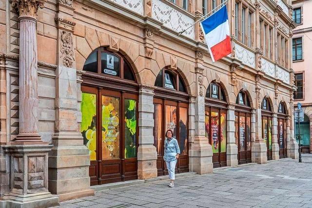 Neuer Wein in altem Baudenkmal: Unabhängige Winzer ziehen ins Straßburger IHK-Gebäude
