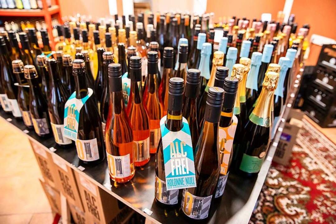Bier und Wein und mehr –  aber o...zialisiert, weil die Nachfrage wächst.  | Foto: Emmanuele Contini