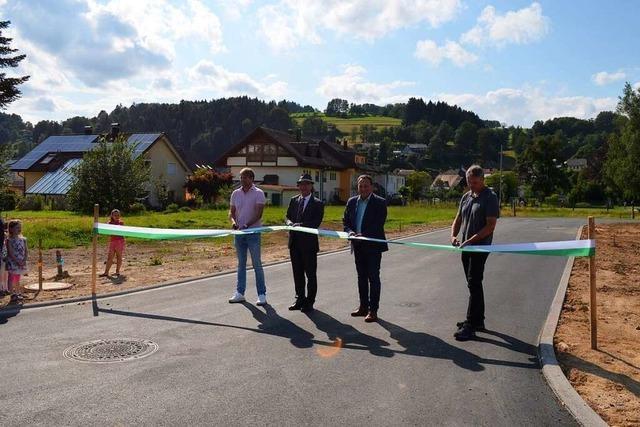 Am Brühl in Elzach kann jetzt gebaut werden