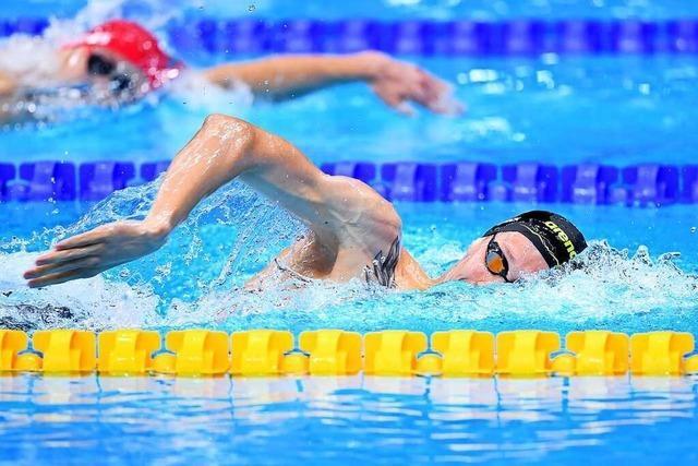 Wellbrock gewinnt Olympia-Bronze: