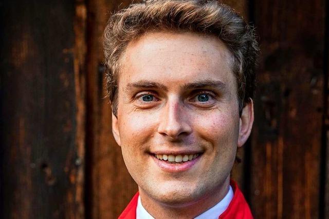 Fluthelfer Adrian Probst aus St. Blasien ist ein Tausendsassa