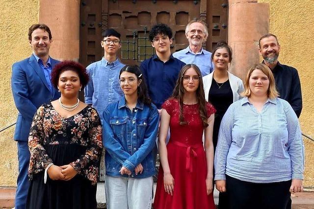 Lahrer Friedrichschule verabschiedet die erfolgreichen Real- und Hauptschüler