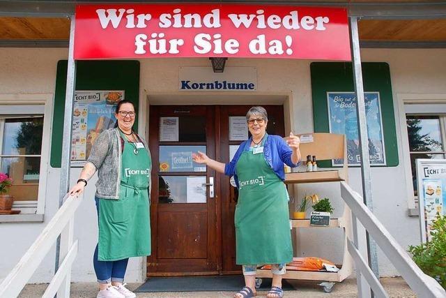Geschäftsinhaberin eröffnet die Kornblume in Nollingen doch wieder