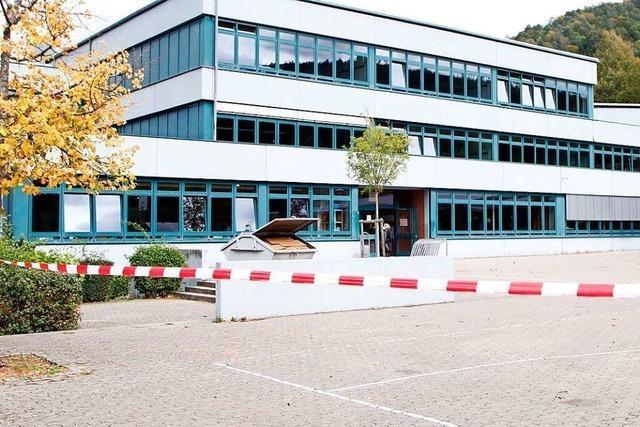 Verabschiedung am Geroldsecker Bildungszentrum Seelbach