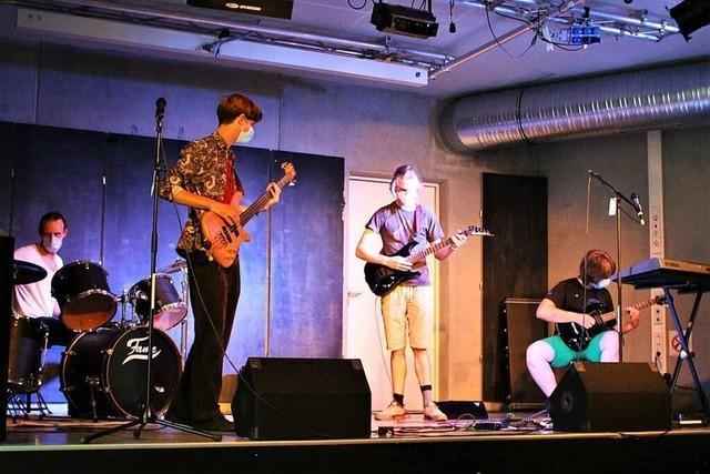 Jugendhaus Rheinfelden wird für junge Musiker ein Ort zum Jammen