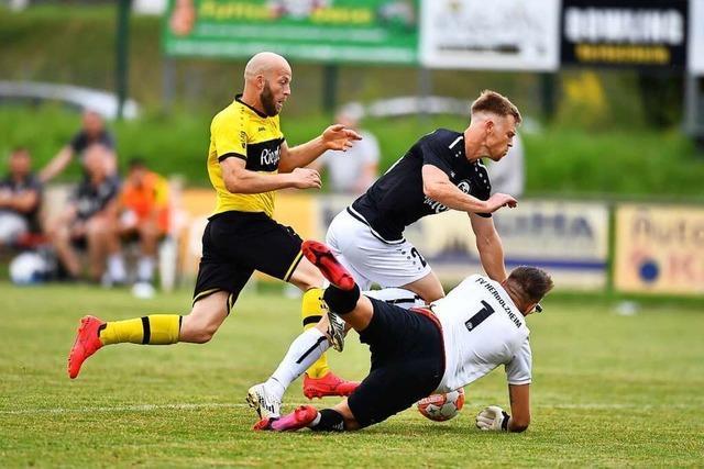 FV Herbolzheim ist dem Tempo des FC Teningen nicht gewachsen