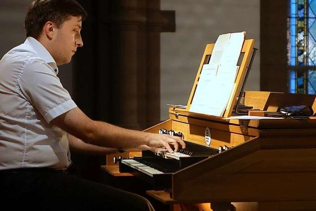 Stammhörer bleiben dem Orgelsommer in Schopfheim treu