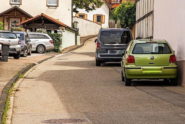 Neues Verkehrskonzept für Gottenheim vorgestellt