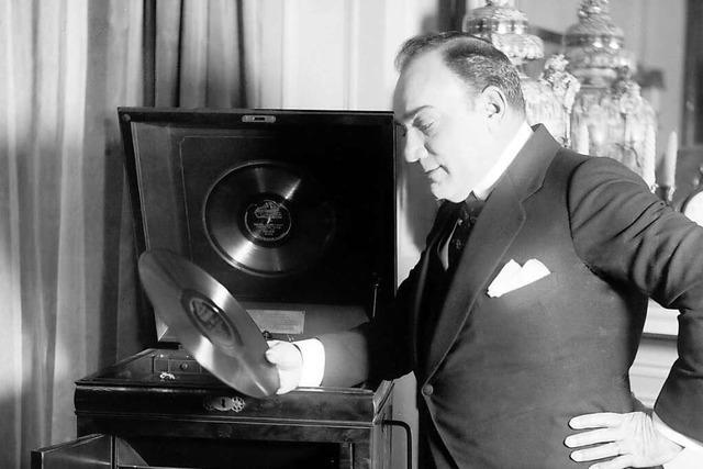 Der legendäre Tenor Enrico Caruso starb vor 100 Jahren