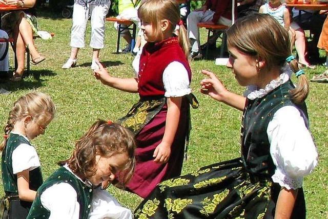 Weil der Trachten-Nachwuchs fehlte, starteten Münstertal und Staufen eine Kooperation