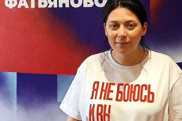 Wahlkampf in Sankt Petersburg:
