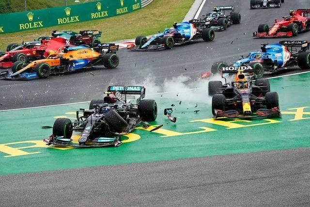 Verrücktes Ungarn-Rennen: Vettel erst Zweiter, dann disqualifiziert
