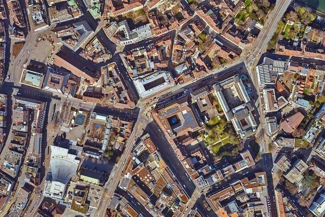In Basel leben immer mehr Deutsche